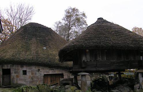 Alojamiento en el interior de Galicia