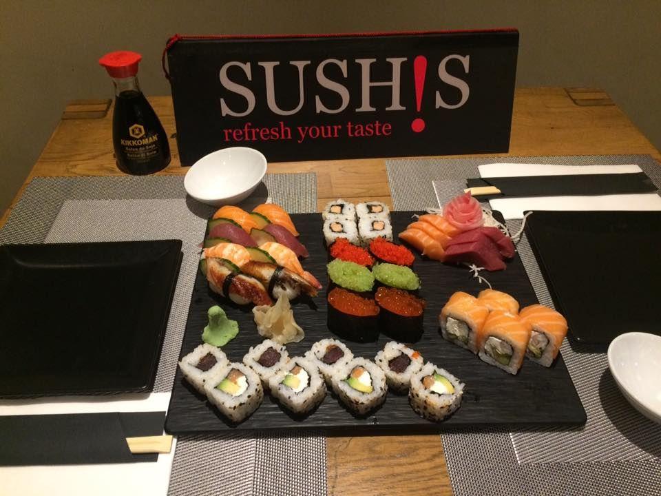 Restaurante para comer sushi en Ibiza