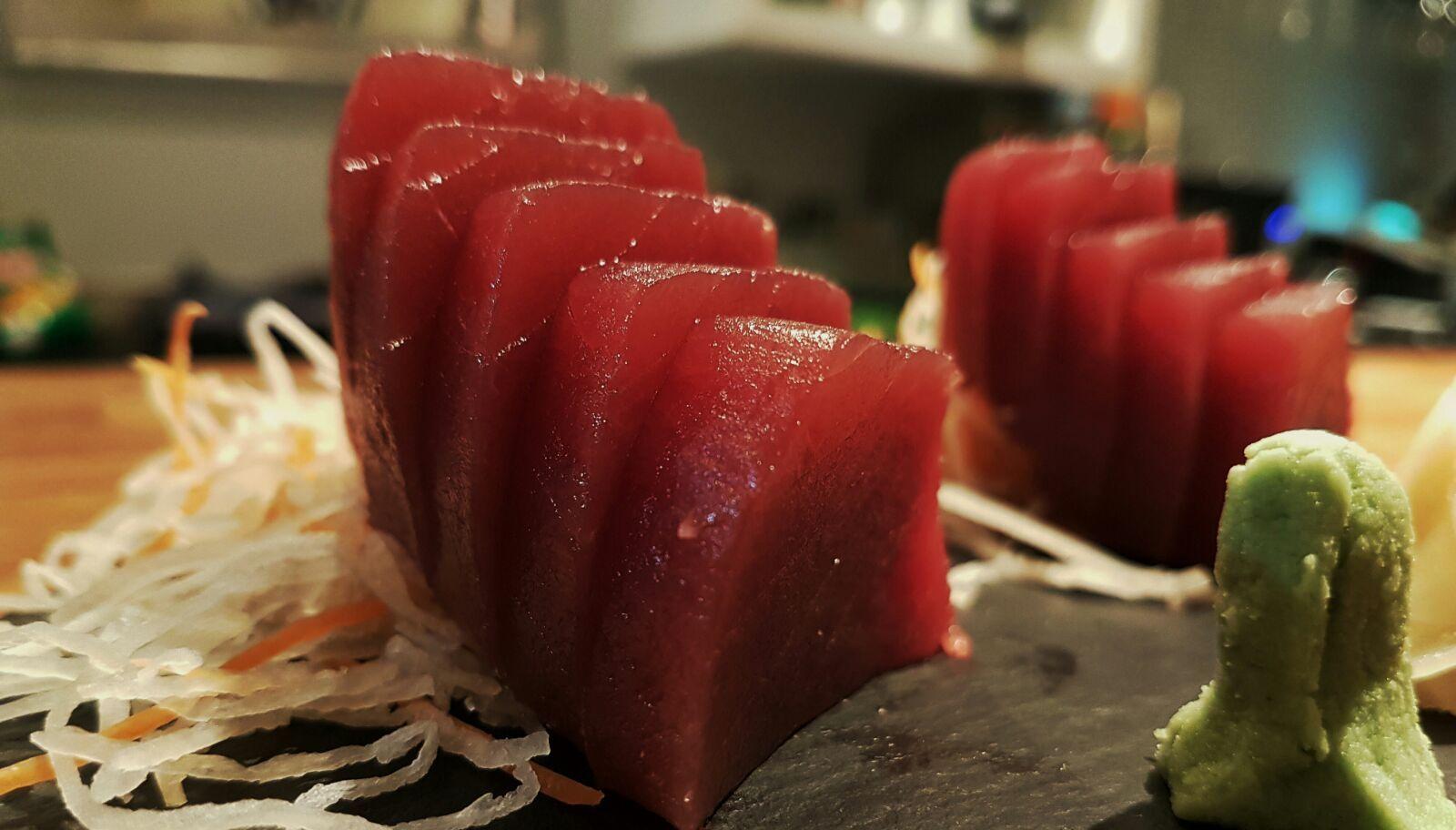 Sushi de primera calidad en Ibiza