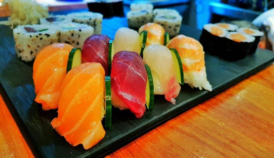 Restaurante de comida japonesa en Ibiza