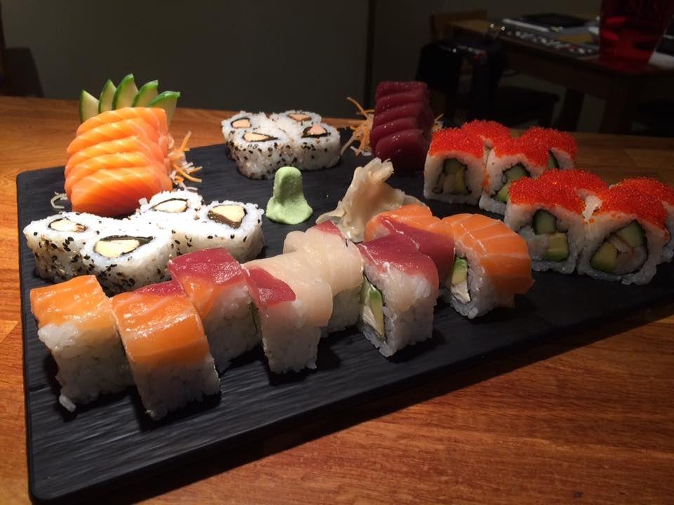 Comer buen sushi en Ibiza