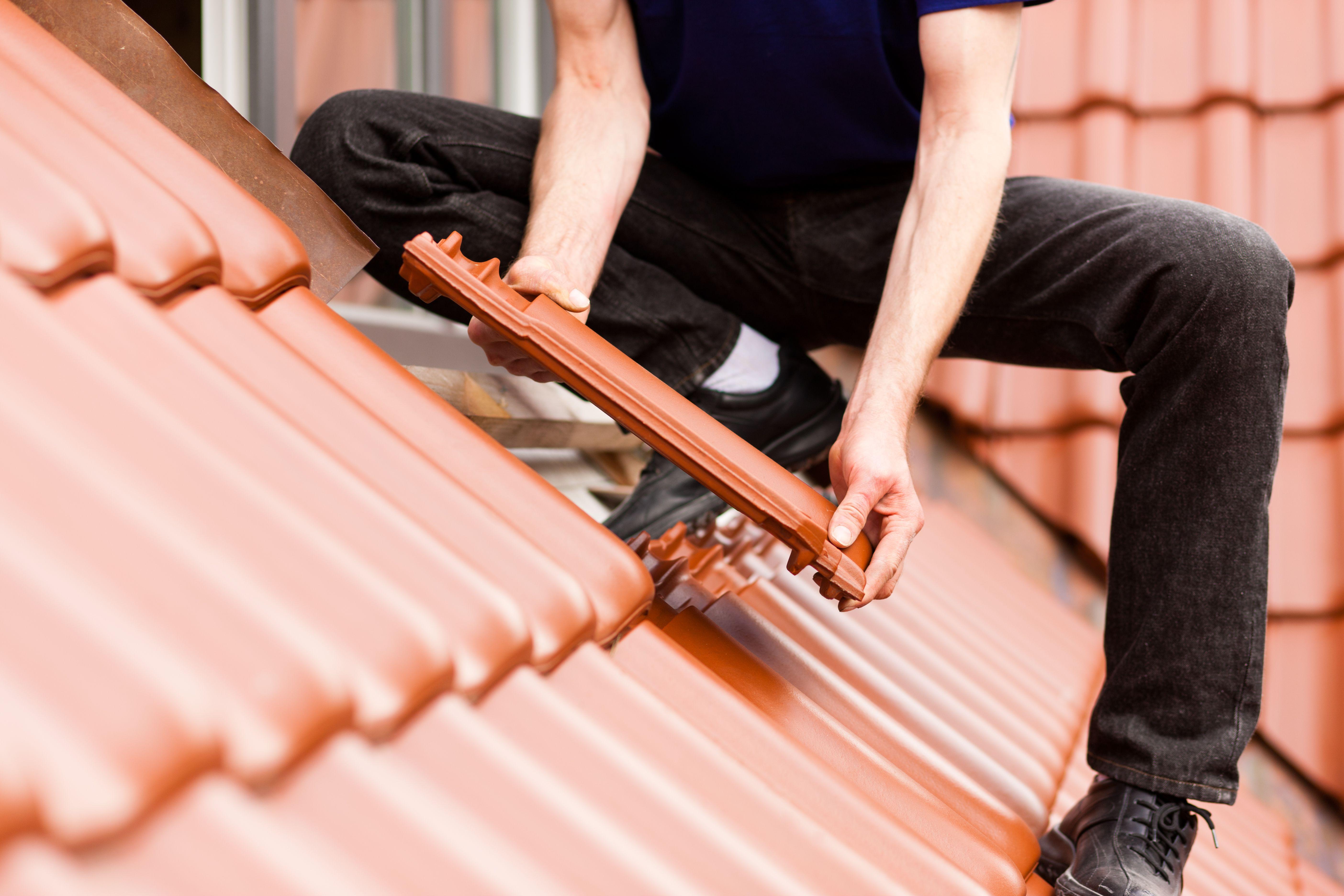 Reparación de tejados en Madrid