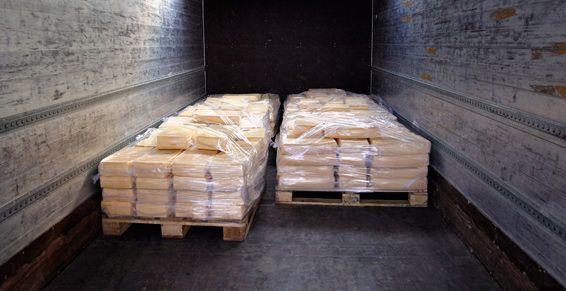 Transporte mercancías