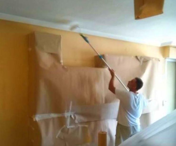 Pintura de salón