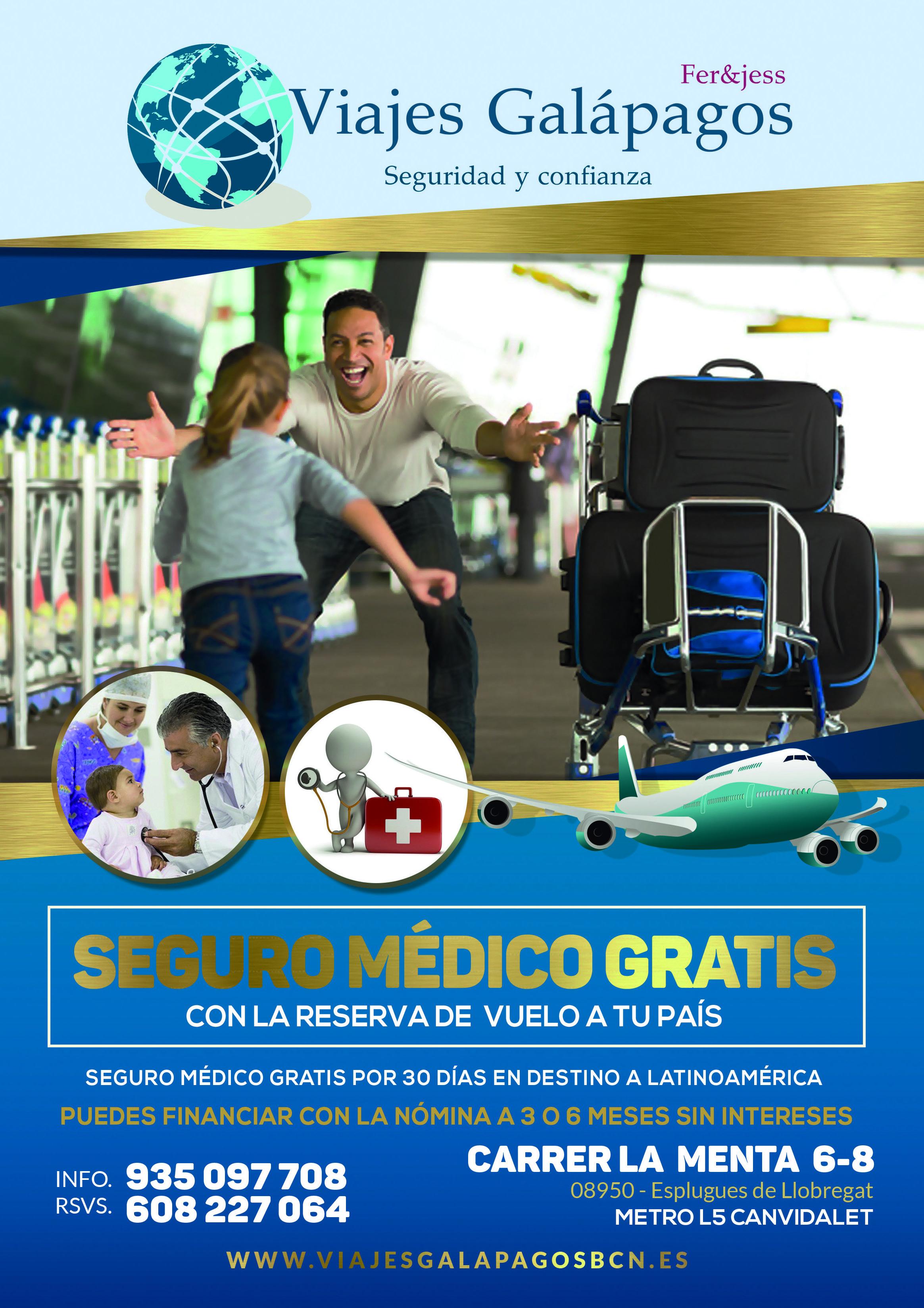 Foto 6 de Agencias de viajes en Esplugues de Llobrega | Viajes Galápagos
