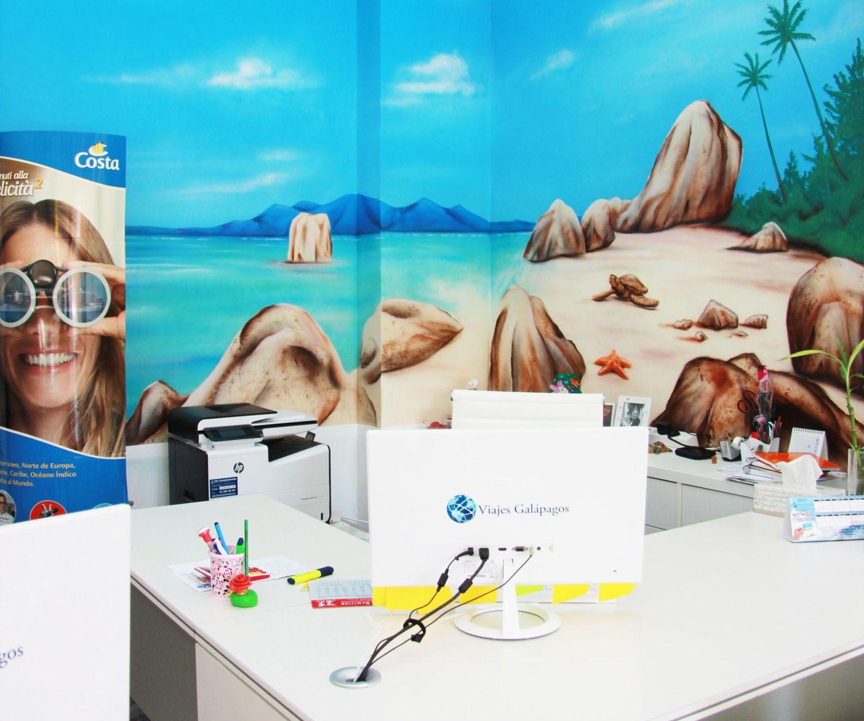 Agencia de viajes en Barcelona