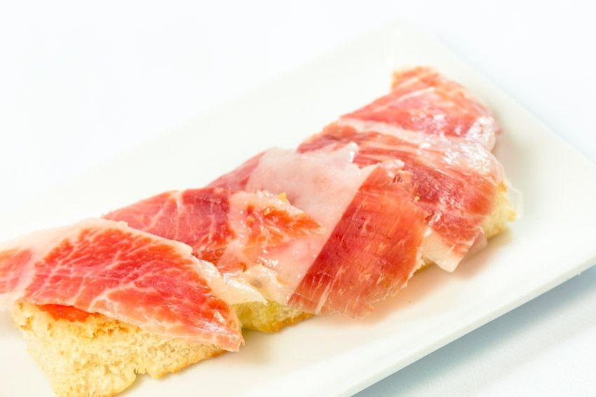 Restaurante con tapas ricas en Alcalá de Henares