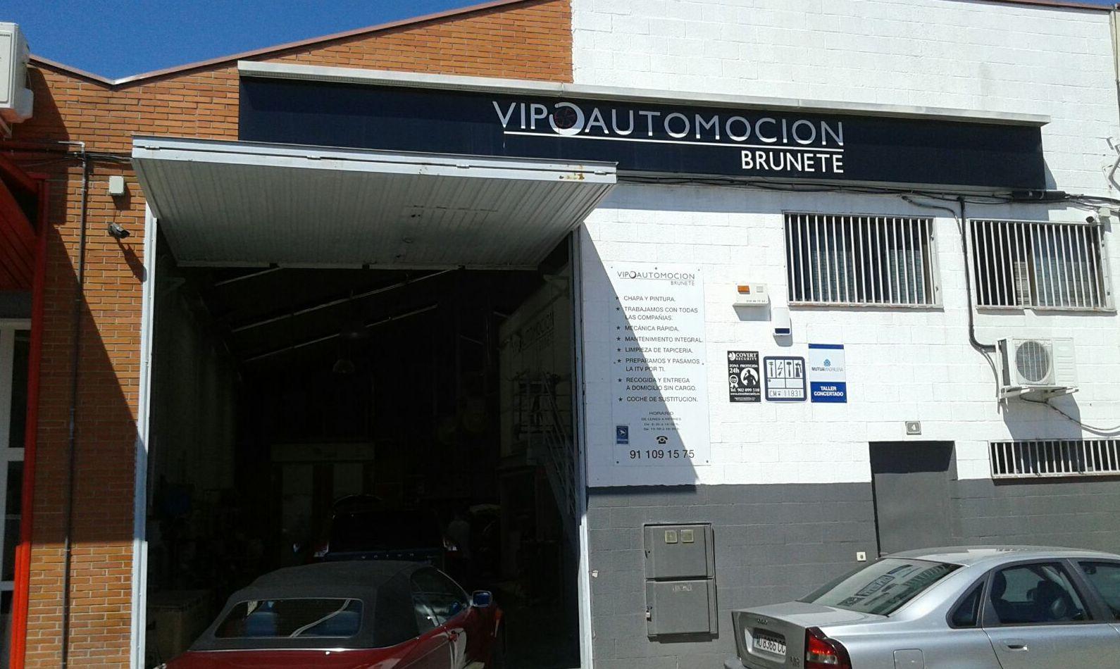 VIP AUTOMOCION BRUNETE