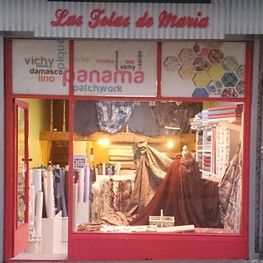 Tienda de telas en Ferrol