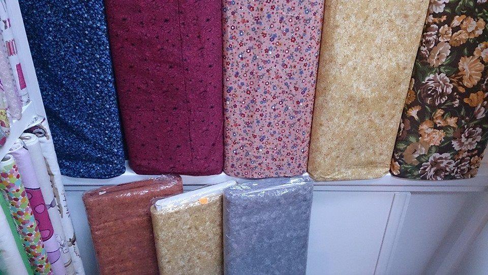 Telas de algodón en Ferrol