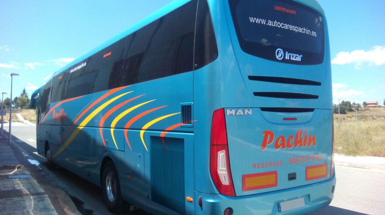 Realizamos trayectos tanto nacionales como internacionales