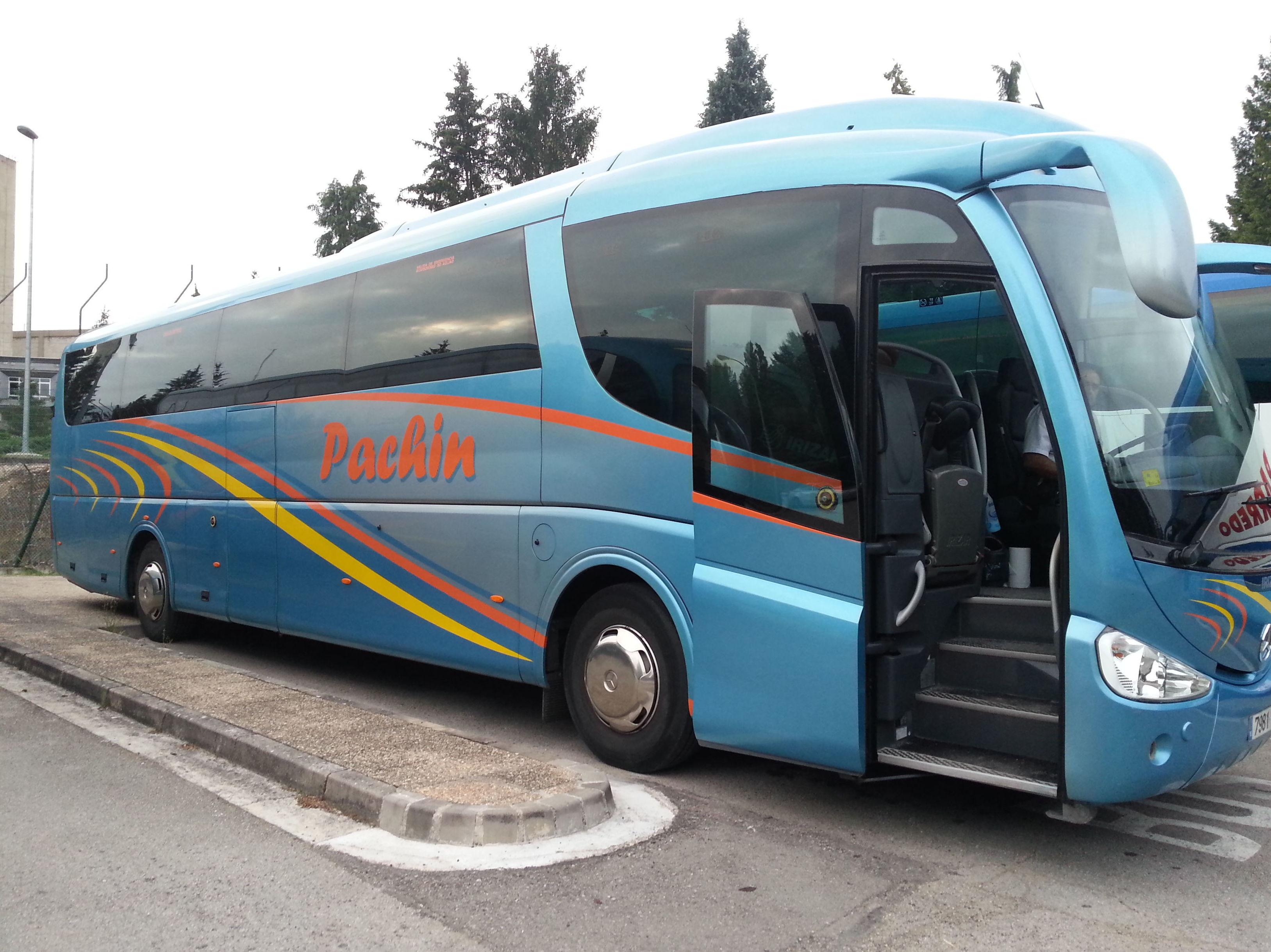 Empresa de transporte de viajeros
