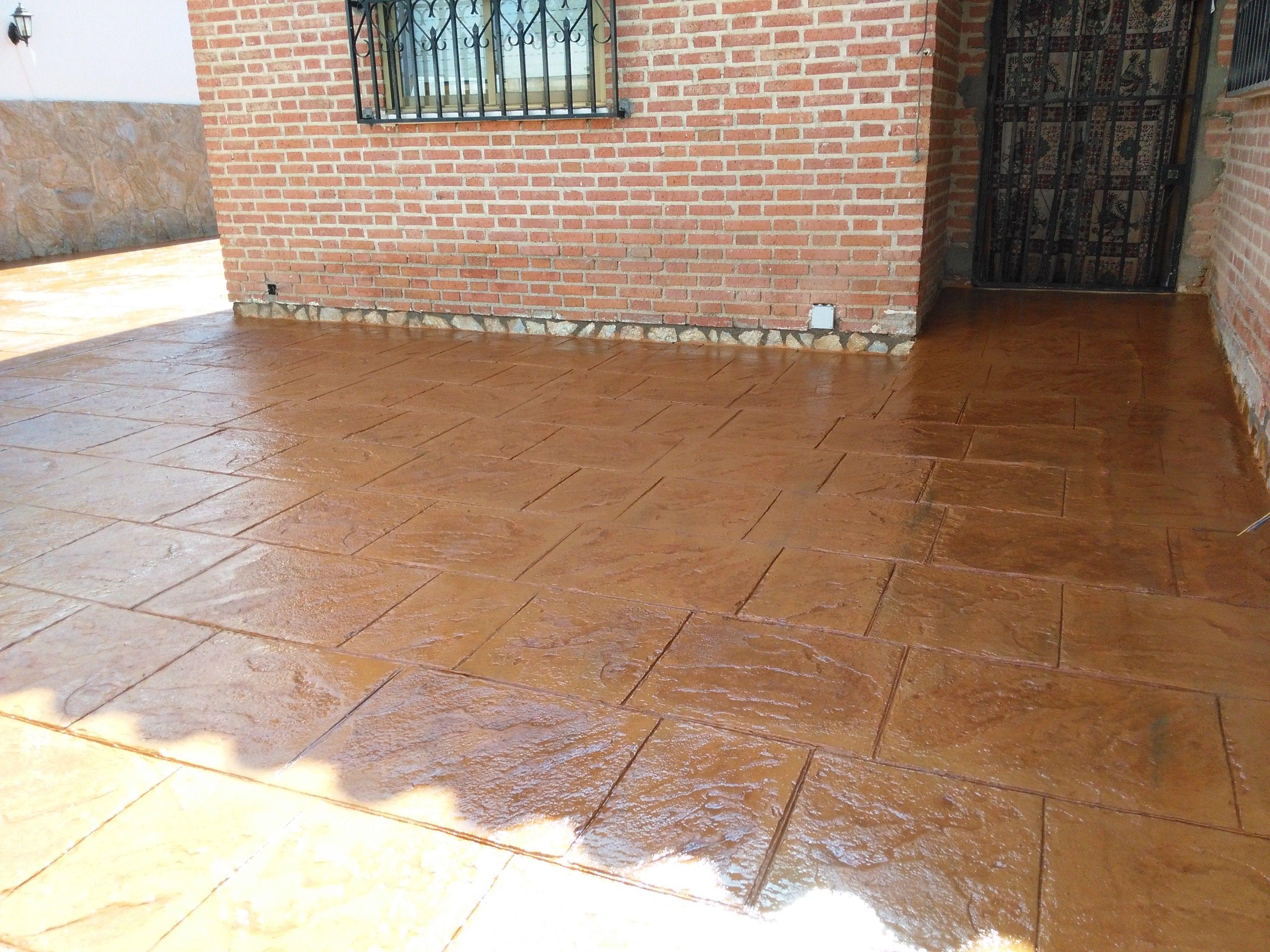 Foto 14 de Pavimentos pulidos en Talavera de la Reina | Pavimpresos Talavera
