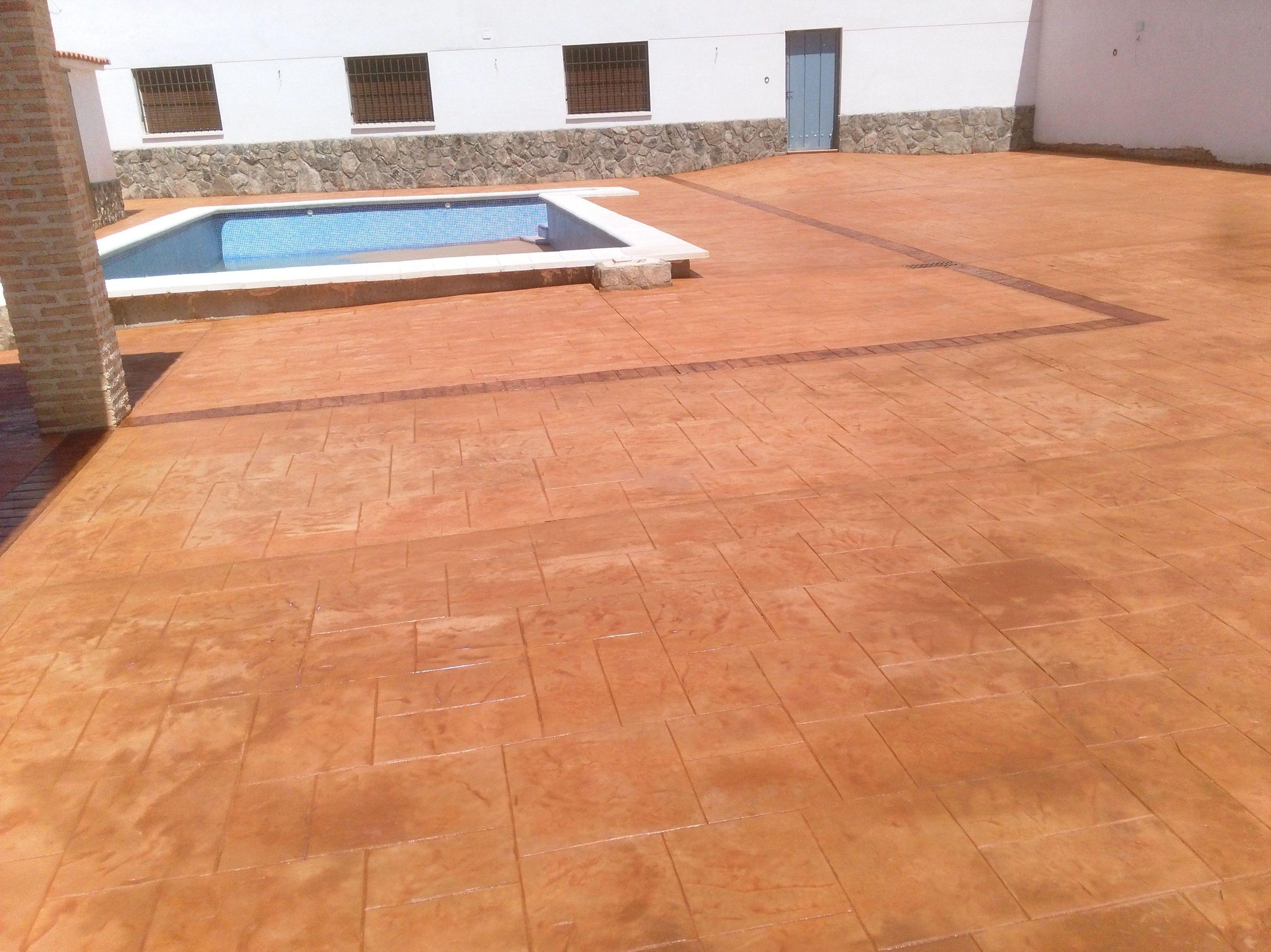 Foto 17 de Pavimentos pulidos en Talavera de la Reina | Pavimpresos Talavera
