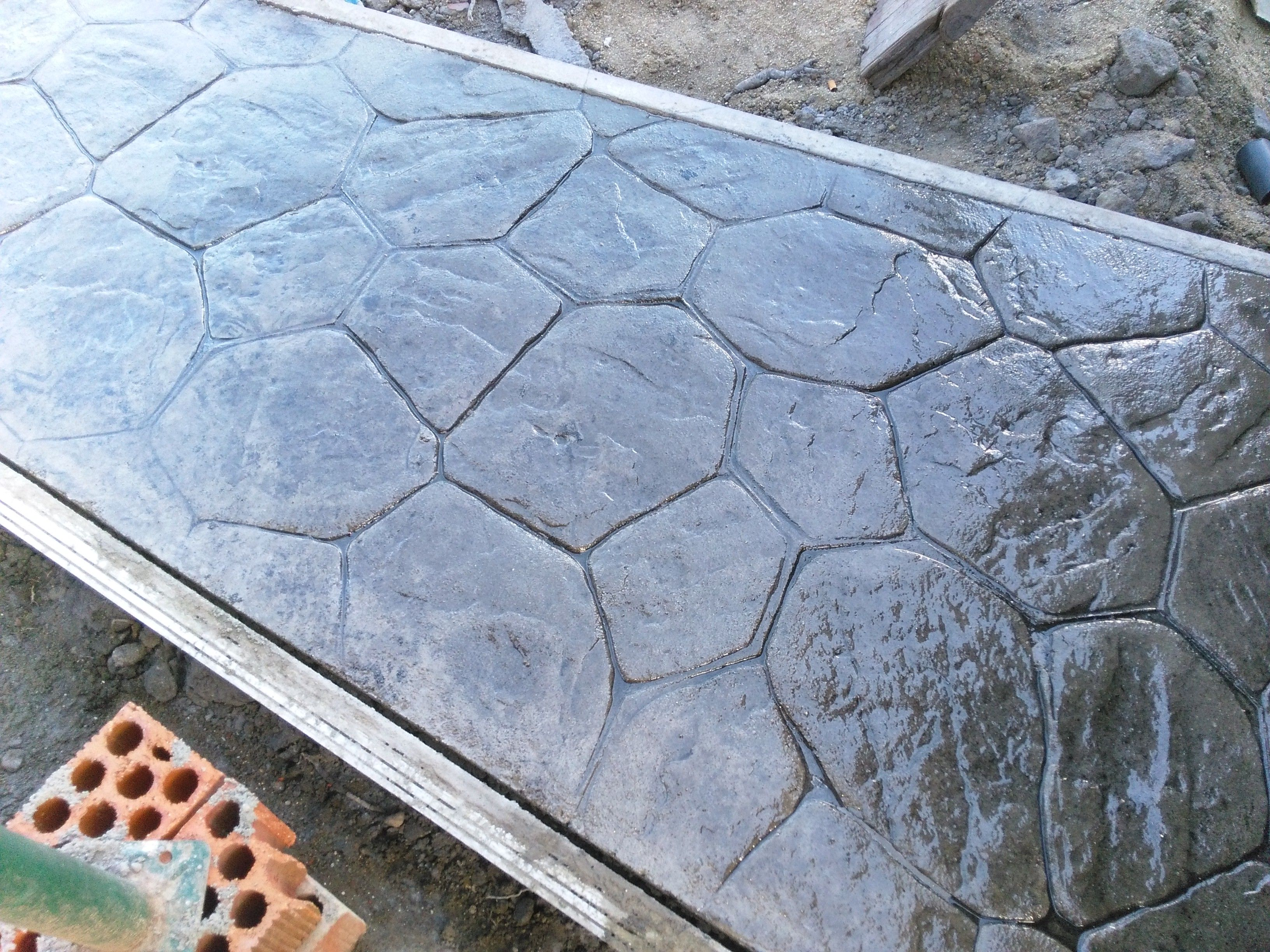 Foto 11 de Pavimentos pulidos en Talavera de la Reina   Pavimpresos Talavera