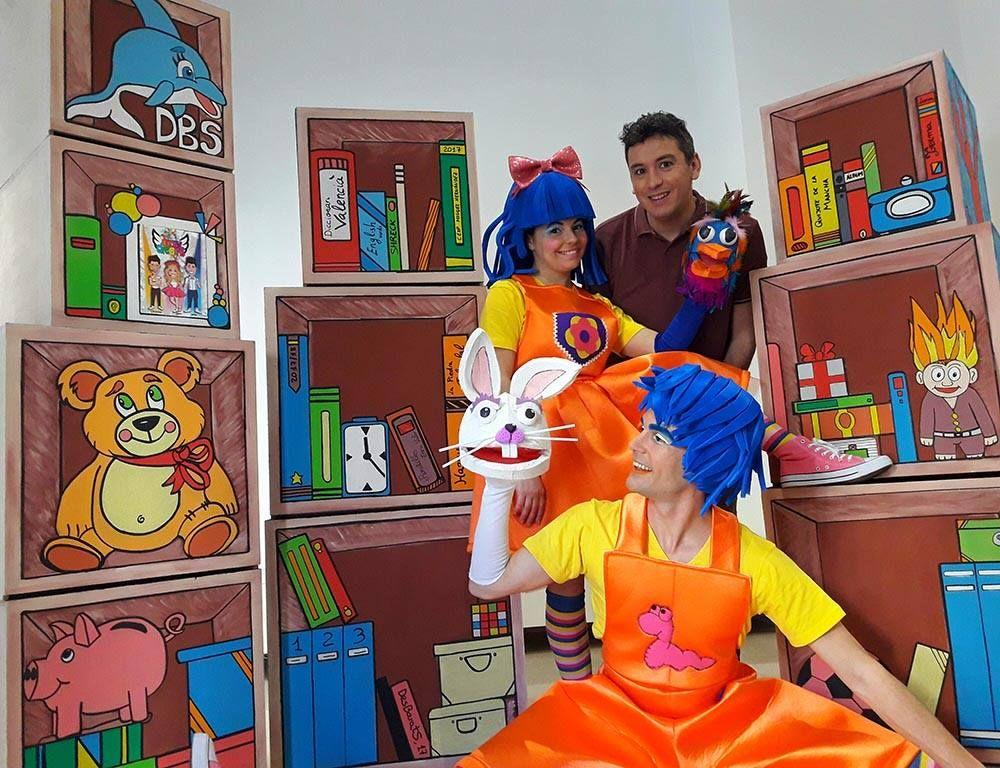 Espectáculos infantiles en Murcia y Levante
