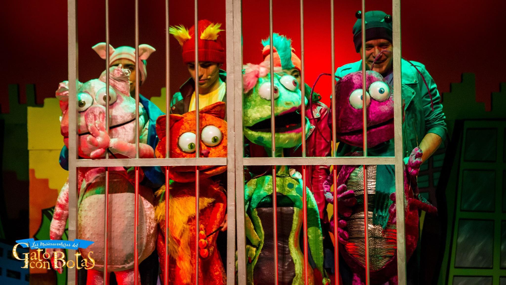 Espectáculos infantiles musicales en Murcia