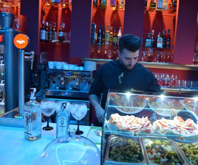 Coctelería en Las Palmas