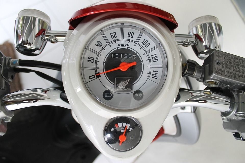 Recambios para motos: Productos y Servicios de Revisa Automoción S.L.