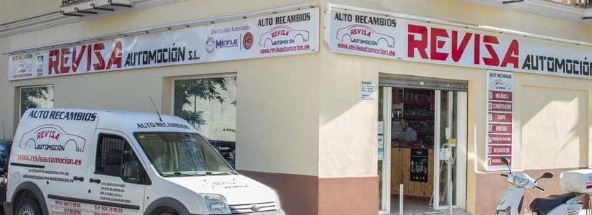 Recambios eléctricos para el automóvil en Sanlúcar de Barrameda