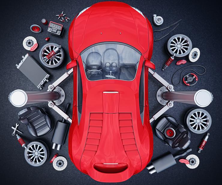 Venta de piezas para coches con las mejores marcas en Sanlúcar de Barrameda