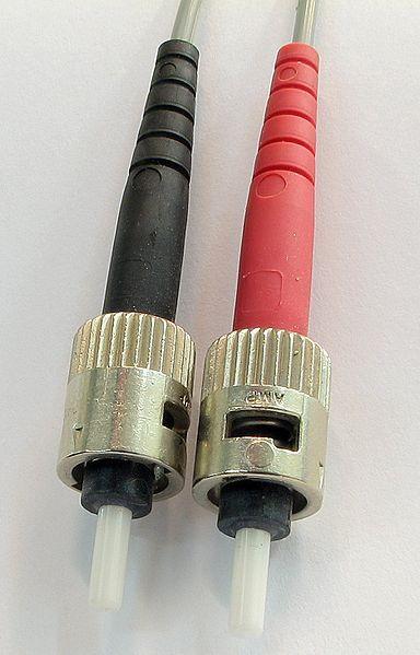Conectores de cable de fibra óptica
