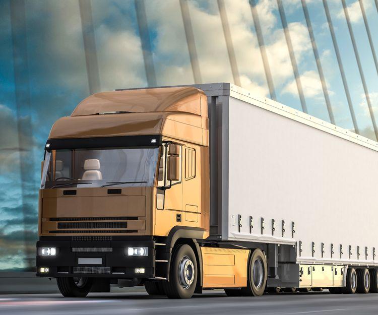 Empresa de transportes por carretera internacional en Palencia
