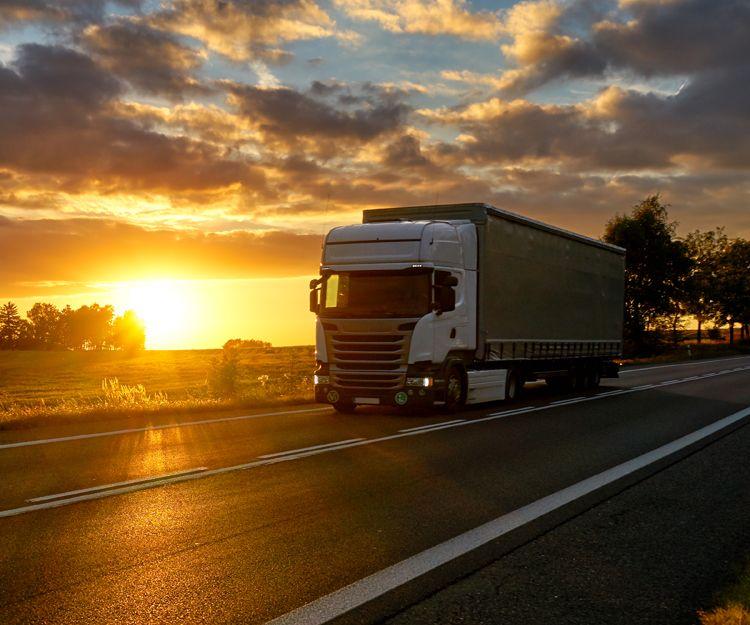 Transporte de mercancías por carretera en Palencia