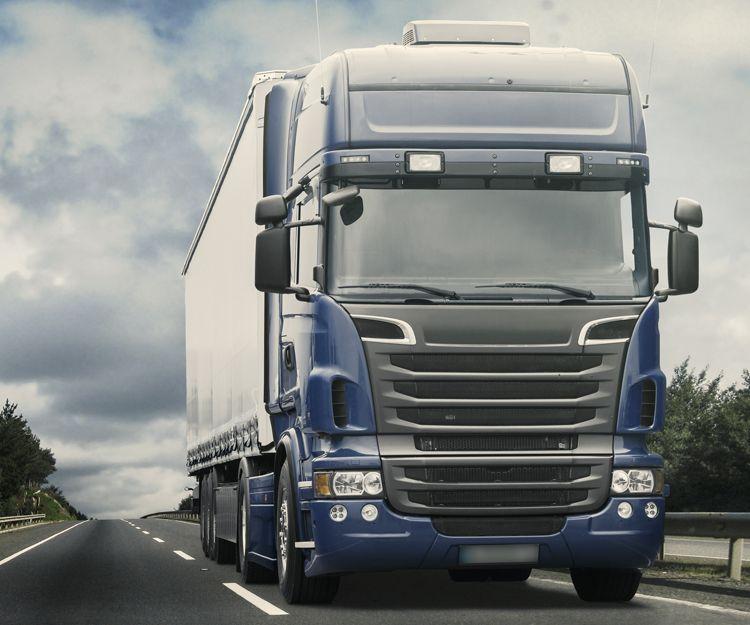 Empresa de transporte de mercancías por carretera en Palencia