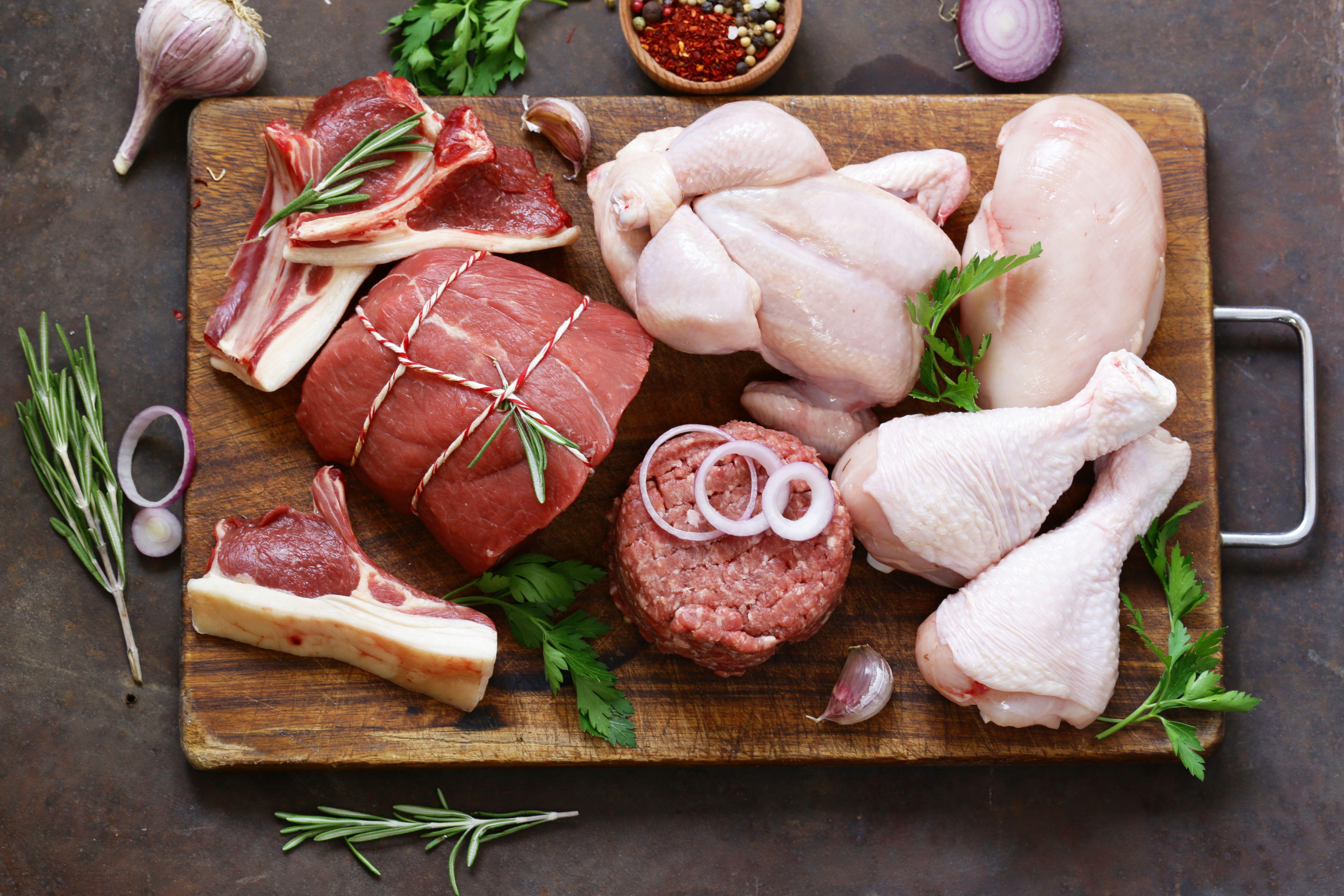 Preparamos carnes por encargo
