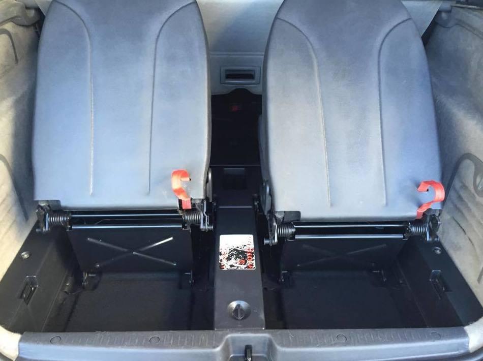 Limpiamos el interior de su vehículo