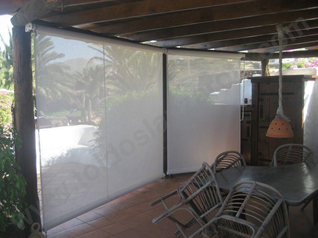 Toldos y cortinas Lanzarote