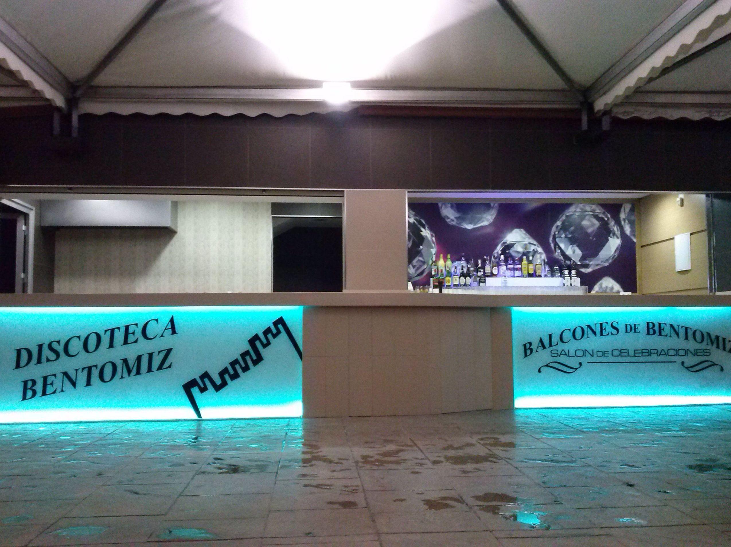 Discoteca en Arenas