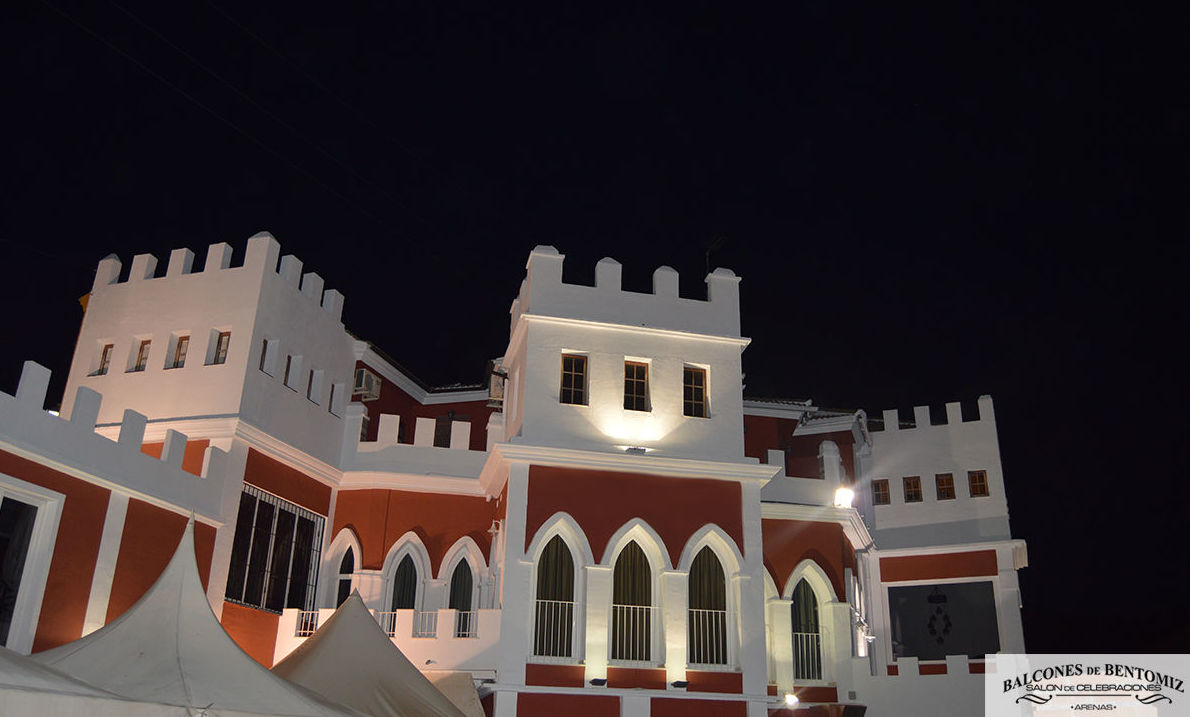 Foto 2 de Salones de banquetes en Arenas | Balcones de Bentomiz