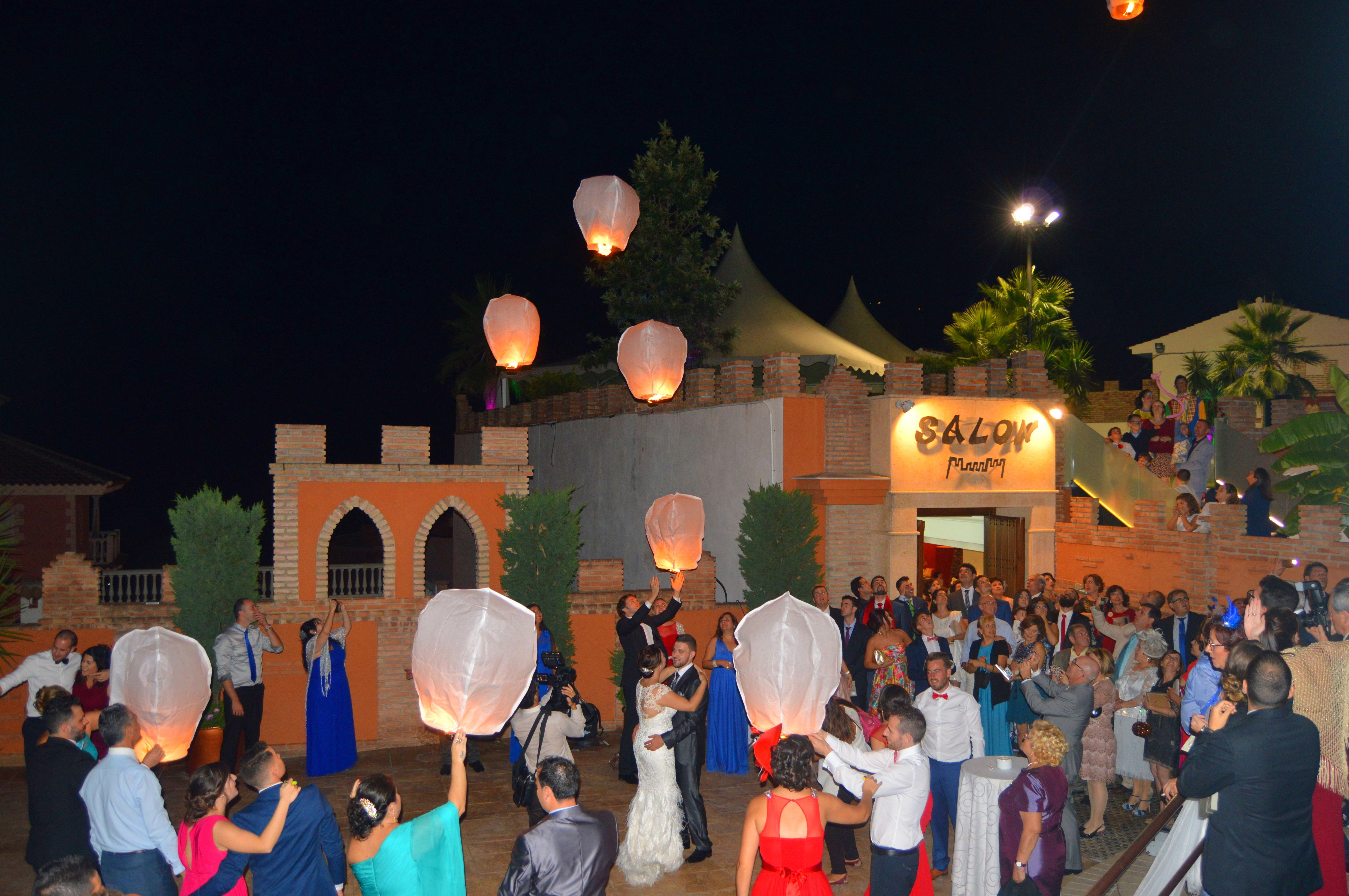 Foto 19 de Salones de banquetes en Arenas | Balcones de Bentomiz