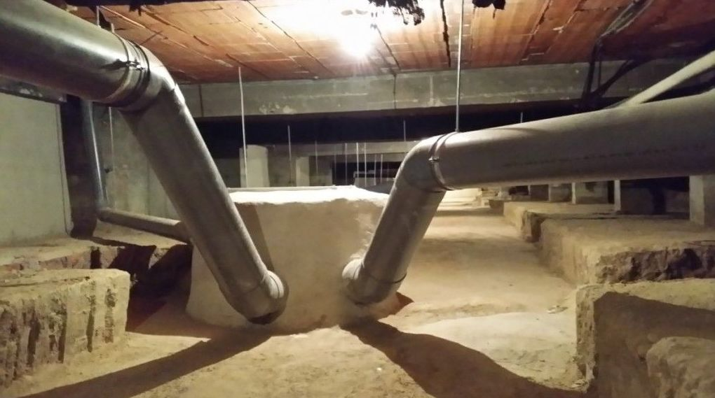 Instalaciones de saneamientos en Madrid