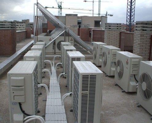 Climatización: Servicios de Arficom