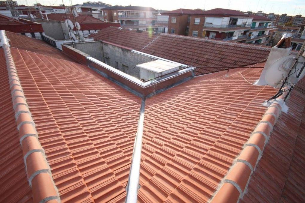 Rehabilitación de cubiertas en Madrid