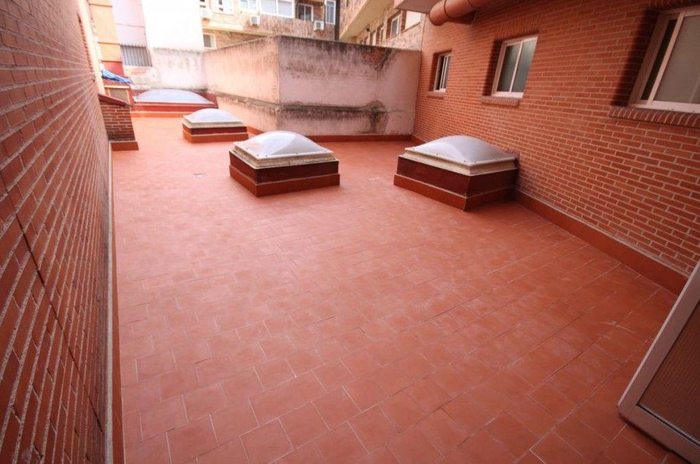 Rehabilitación de patios en Madrid