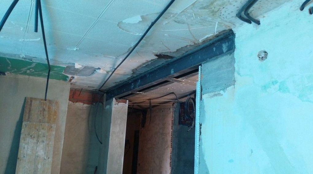 Rehabilitación de patologías estructurales de edificios en Madrid