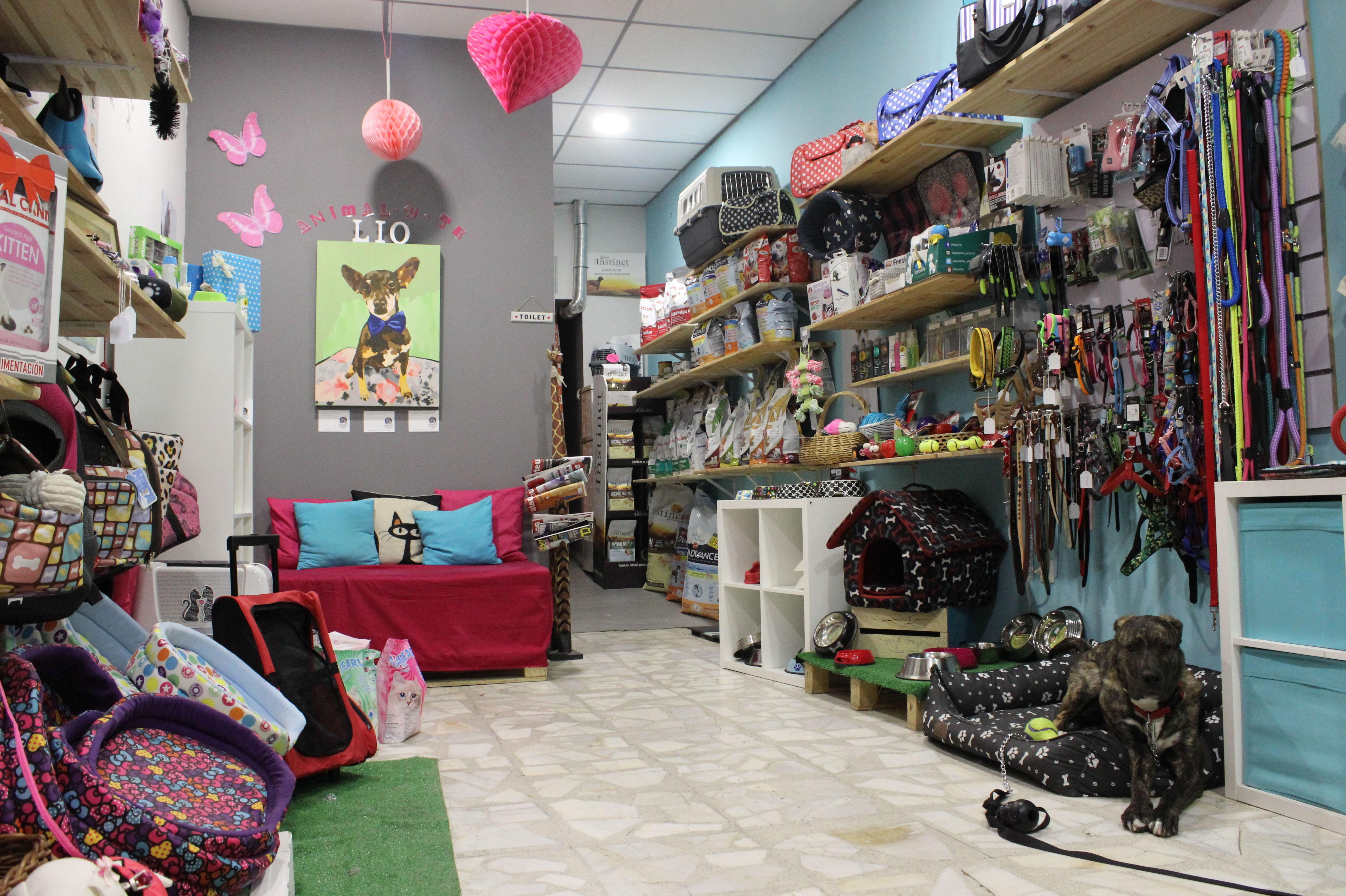 Tienda para mascotas: Servicios de Animal&TÉ