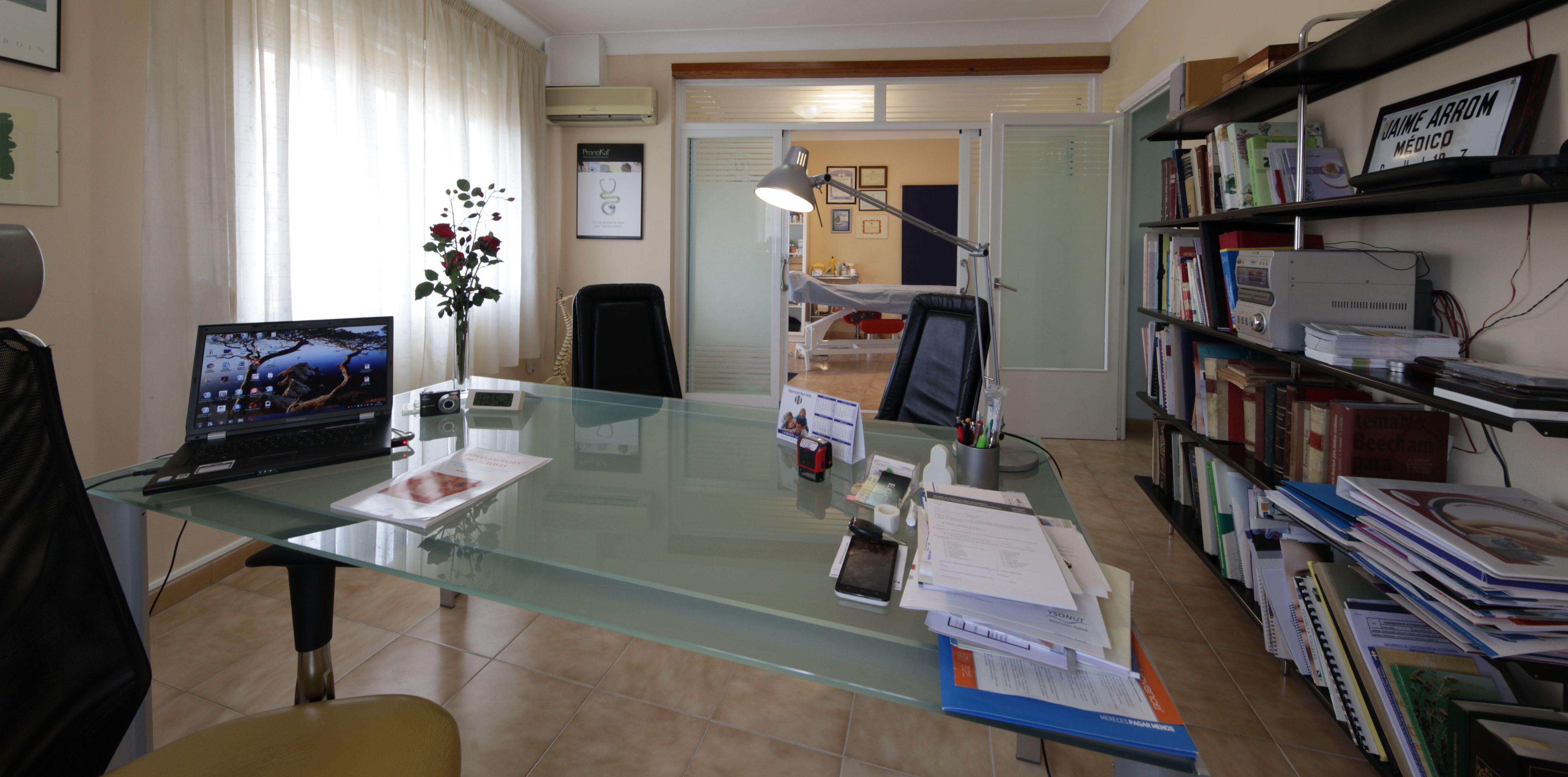La Dra. Arrom te ofrece tratamientos totalmente personalizados en un ambiente de confianza, tranquilo y confortable