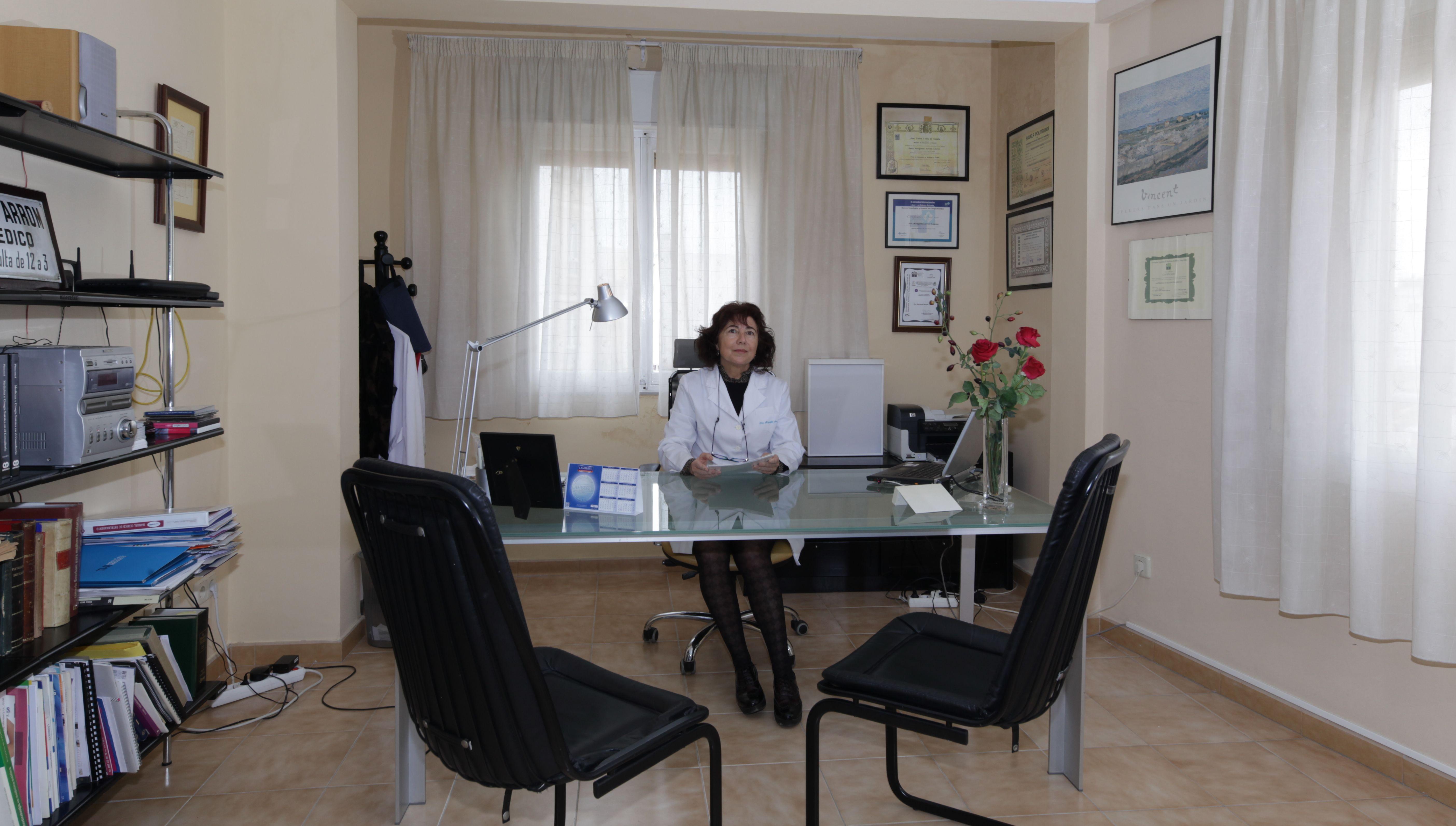 Consulta de la Doctora Arrom