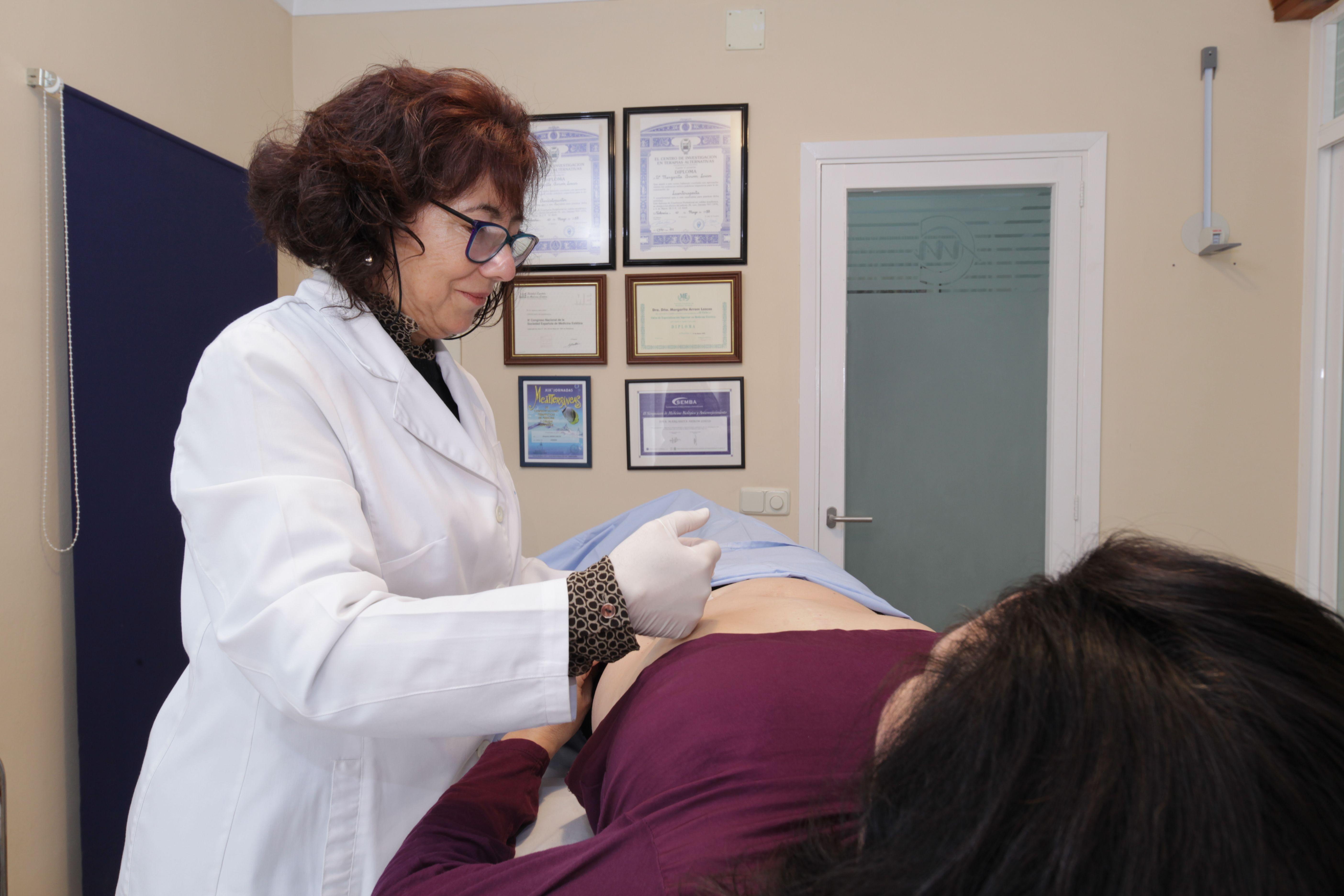 Consultorio Médico de la Doctora Arrom en Palma de Mallorca