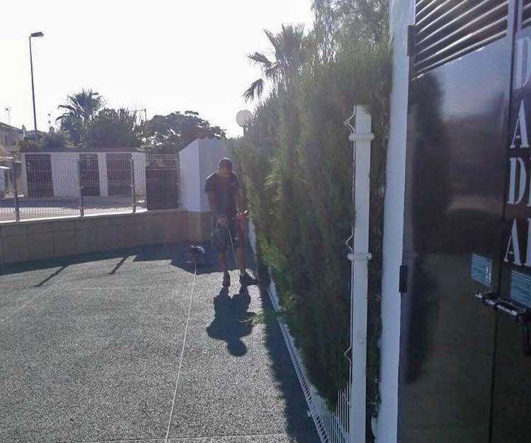 Limpieza de tuberías en Alicante