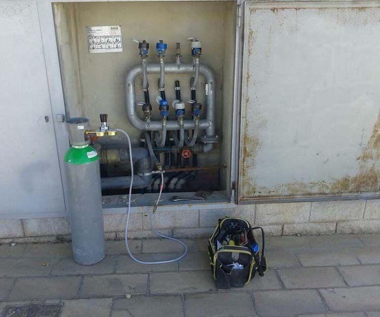 Localización de fugas de agua en Alicante