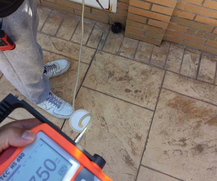 Empresa especializada en localización de fugas de agua en Alicante