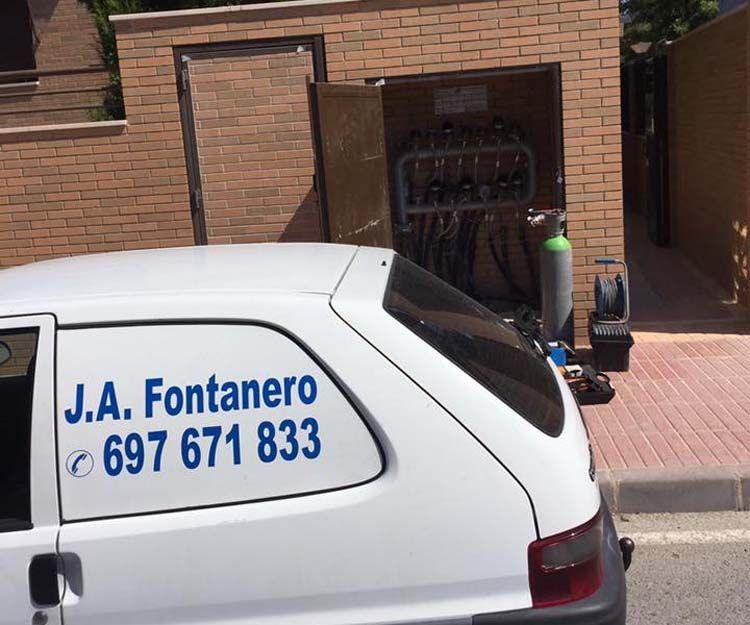 Todo tipo de instalaciones de fontanería en Alicante