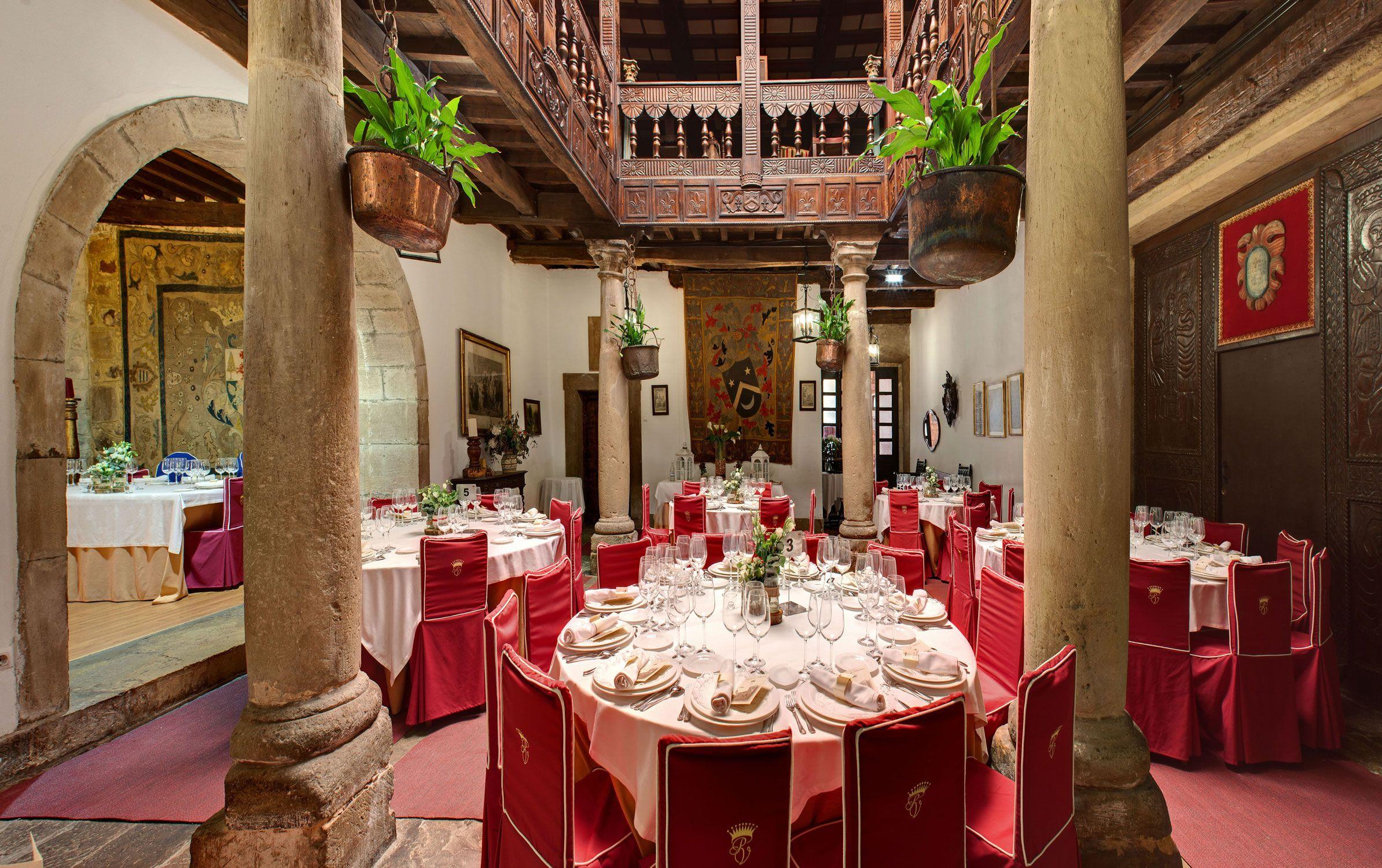 Foto 17 de Restaurante en Llanera | Palacio De Villabona