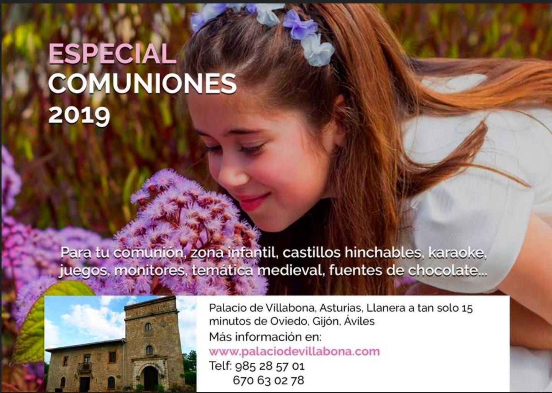Celebrar comunion Asturias